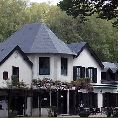 Pizarra CARMEN. Golf, Pau, Francia. (foto J.P. Catteau).