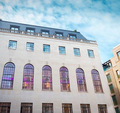 Butchers Hall, Bartholomew's close, London. (Foto SSQ, London)